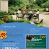 ProGrass Spring Mailer 1 - Back