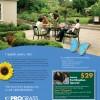 ProGrass Spring Mailer 2 - Back