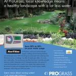 ProGrass Yard, Garden & Patio Show Ad