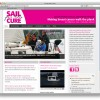 Sail for the Cure Website
